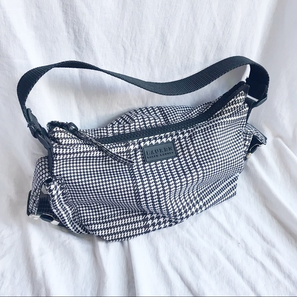 Ralph Lauren Handbags - Industrial Houndstooth Bag